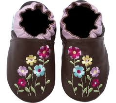 Secret Garden Soft Soles - Lullaby's Boutique