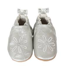 Metallic Mist Soft Soles - Lullaby's Boutique