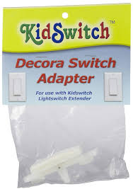KidSwitch Decora Switch Adapter - Lullaby's Boutique