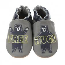 Free Hugs Soft Soles - Lullaby's Boutique
