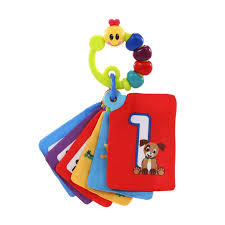 Baby Einstein Take Along Discovery Cards - Lullaby's Boutique