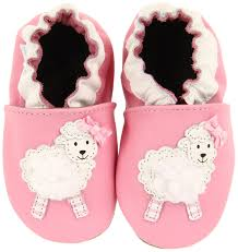 Touch and Feel Lamb Soft Soles - Lullaby's Boutique