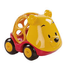 OBall Gripper Winnie the Pooh - Lullaby's Boutique
