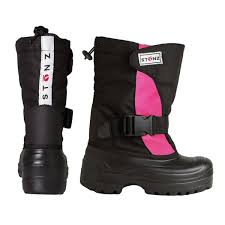 Stonz Winter Boots - Lullaby's Boutique