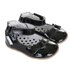 MS Catherine Black Mini Shoez - Lullaby's Boutique