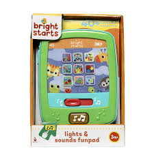 Lights & Sounds FunPad - Lullaby's Boutique