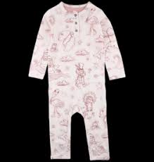 Dreamy Animals Playsuit - Lullaby's Boutique