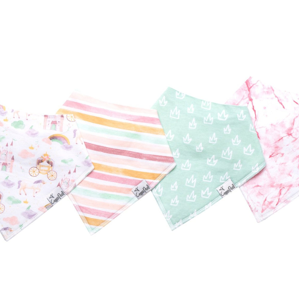 Enchanted Bibs, 4 pack - Lullaby's Boutique