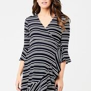 Polly Wrap Dress - Lullaby's Boutique