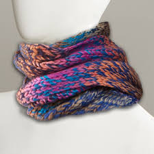 Chaos Omstar Knit Scarf - Lullaby's Boutique