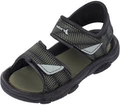 Rider RS2 Black/Green Sandal - Lullaby's Boutique
