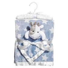 Hush Little Baby Plush Blanket Set - Lullaby's Boutique