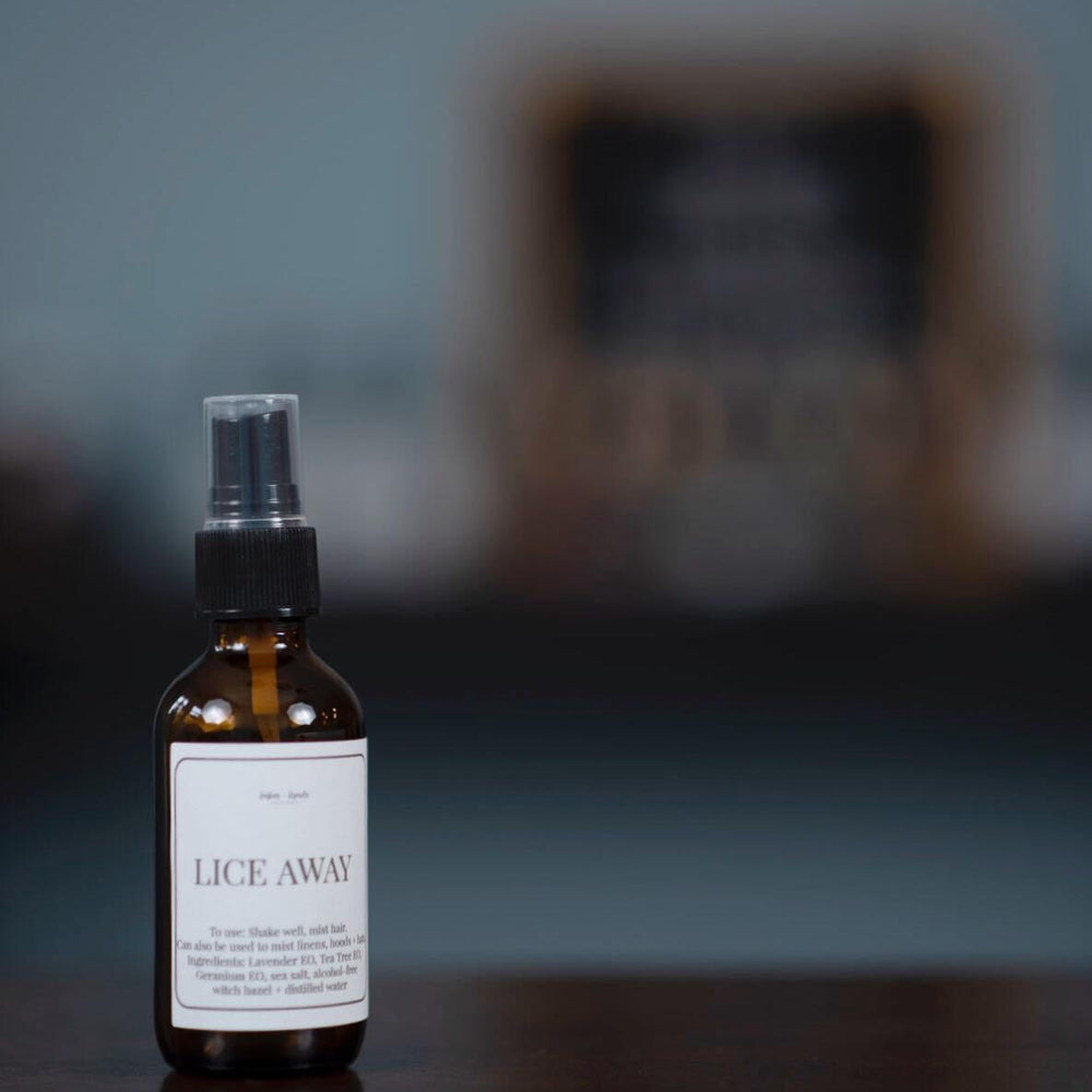Lice Away Spray - Lullaby's Boutique