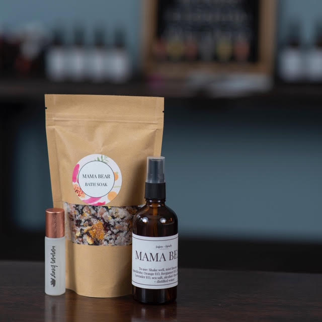 Mama Bear Bath Soak - Lullaby's Boutique