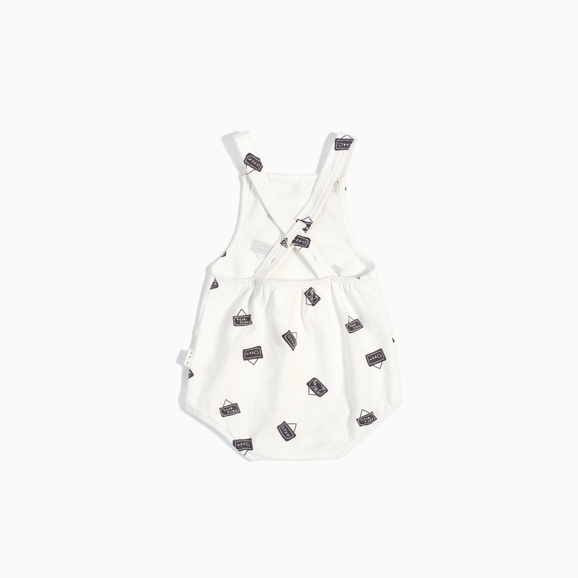 Off-White Market Romper - Lullaby's Boutique