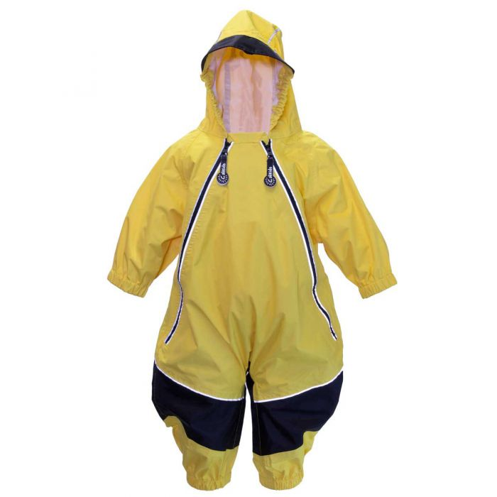 Kids 2 Zipper Mid Season Rain Suit
