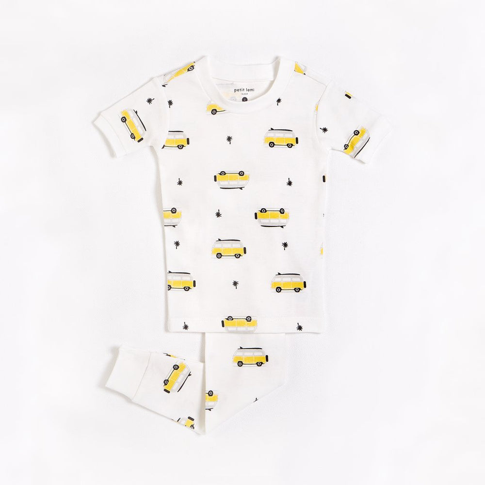 Surfer Van 2-piece Pyjama - Lullaby's Boutique