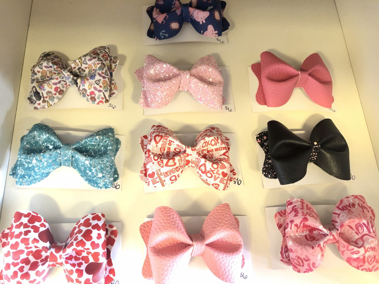 Emmie's Bow-tique Bows - Lullaby's Boutique