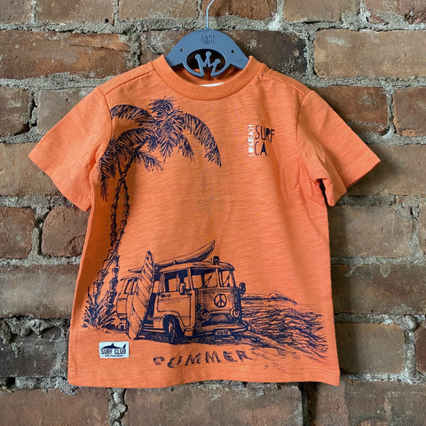 Surf Club Sunset Tee