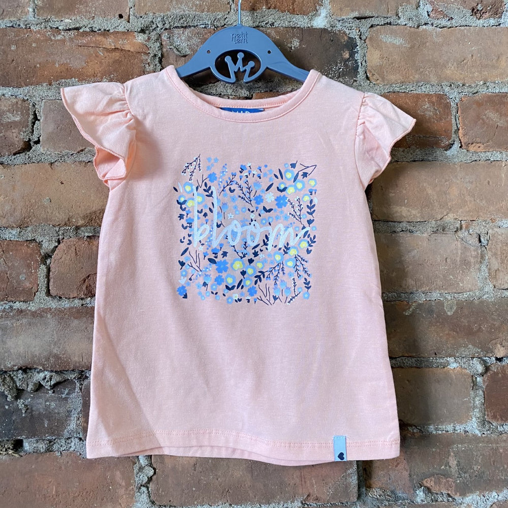 Bloom Flutter Sleeve Tee