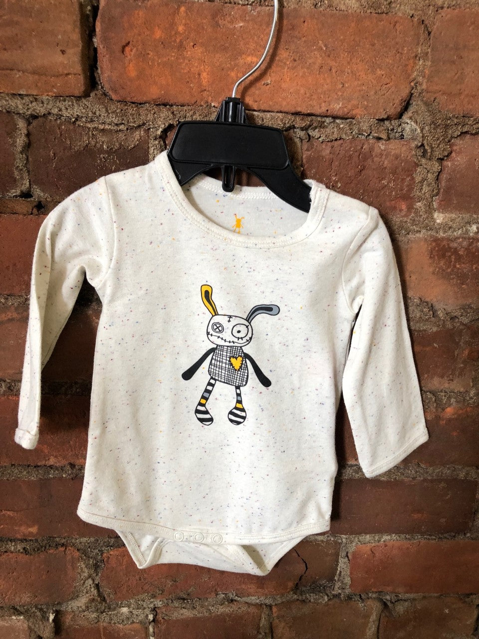 Mr. Rags Foggy Long Sleeved Onesie - Lullaby's Boutique