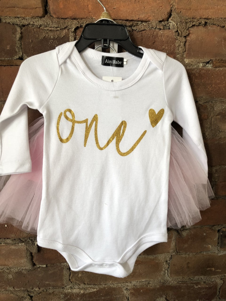 ONE First Birthday Outfit - Lullaby's Boutique