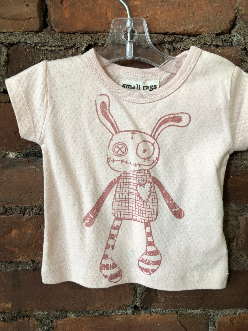 Mr. Rags Tee - Lullaby's Boutique