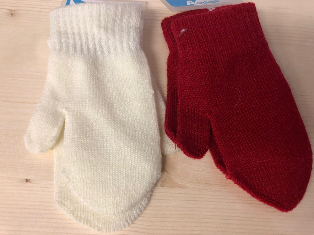 Aardvark Mini Mittens - Lullaby's Boutique