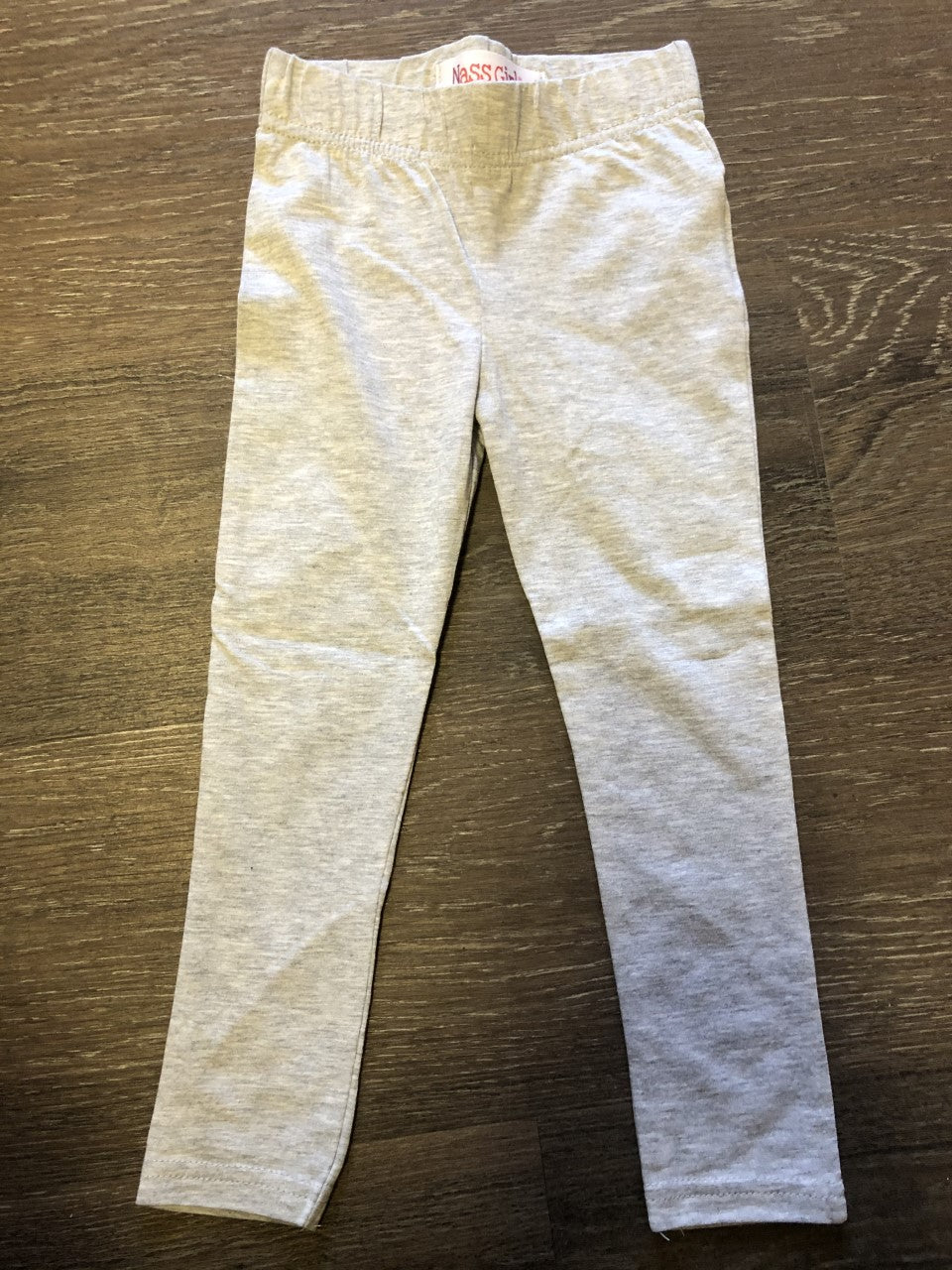 Heather Grey Leggings - Lullaby's Boutique