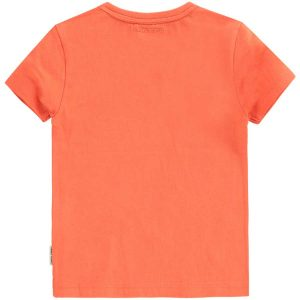 Orange T'ND Logo Tee - Lullaby's Boutique