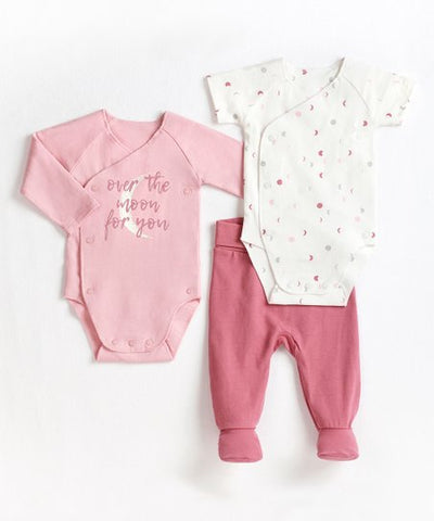 FIRSTS by Petit Lem 3 Piece Set - Lullaby's Boutique