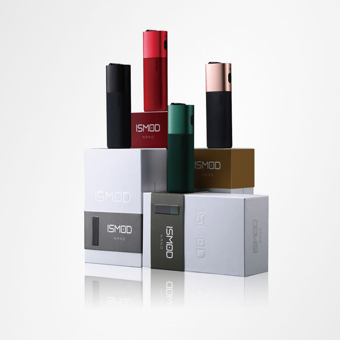 ISMOD NANO Tobacco Heating Device e Cigarette