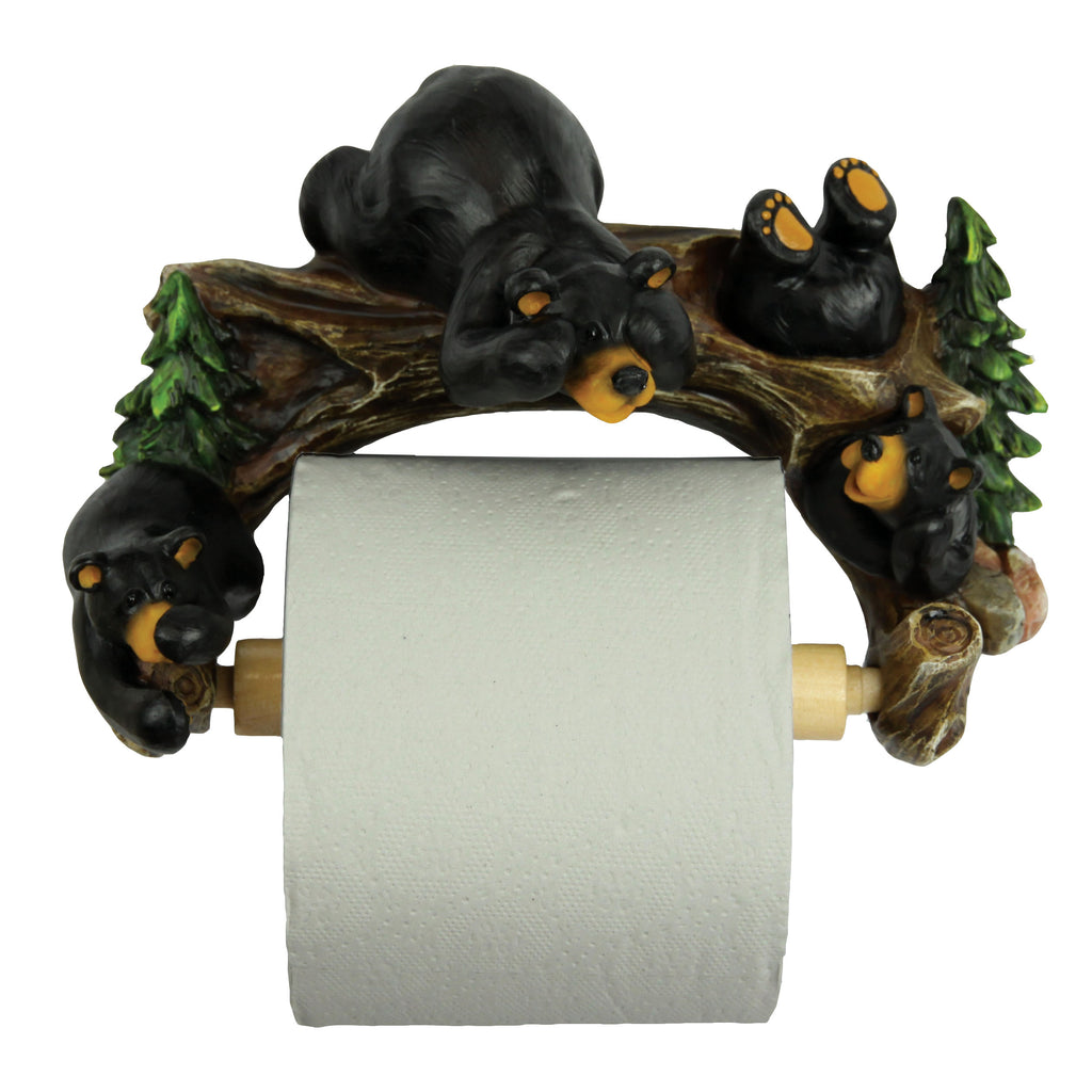 TP Holder - Cute Bear