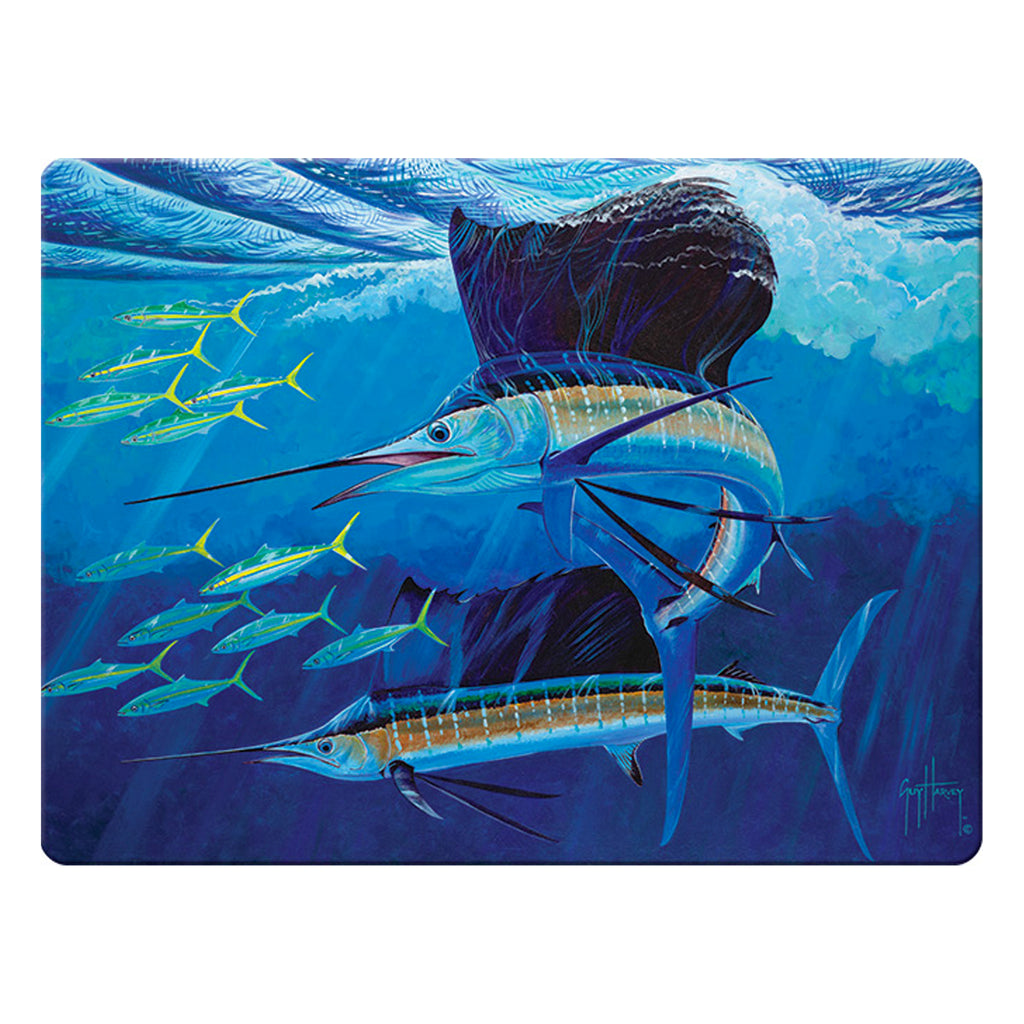 Cutting Board 12in x 16in - Sailfish