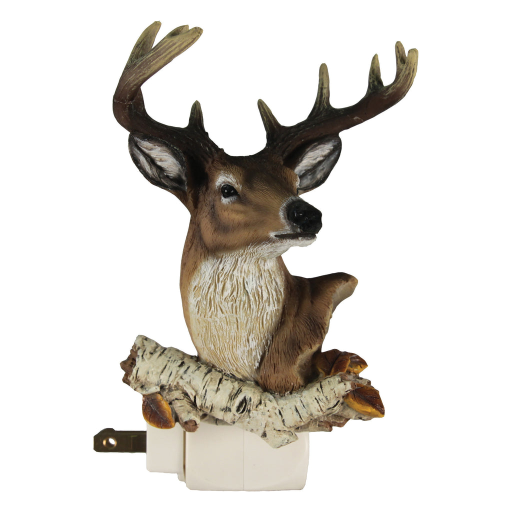 Night Light with Sensor - 3D Deer