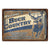 Metal Tin Signs, Funny, Vintage, Personalized 12-Inch x 17-Inch - Buck Country