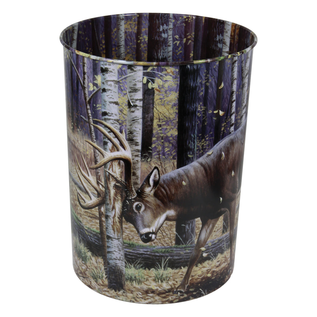 Waste Basket - Deer Theme
