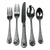 Flatware Set 20-Pc Stainless Steel