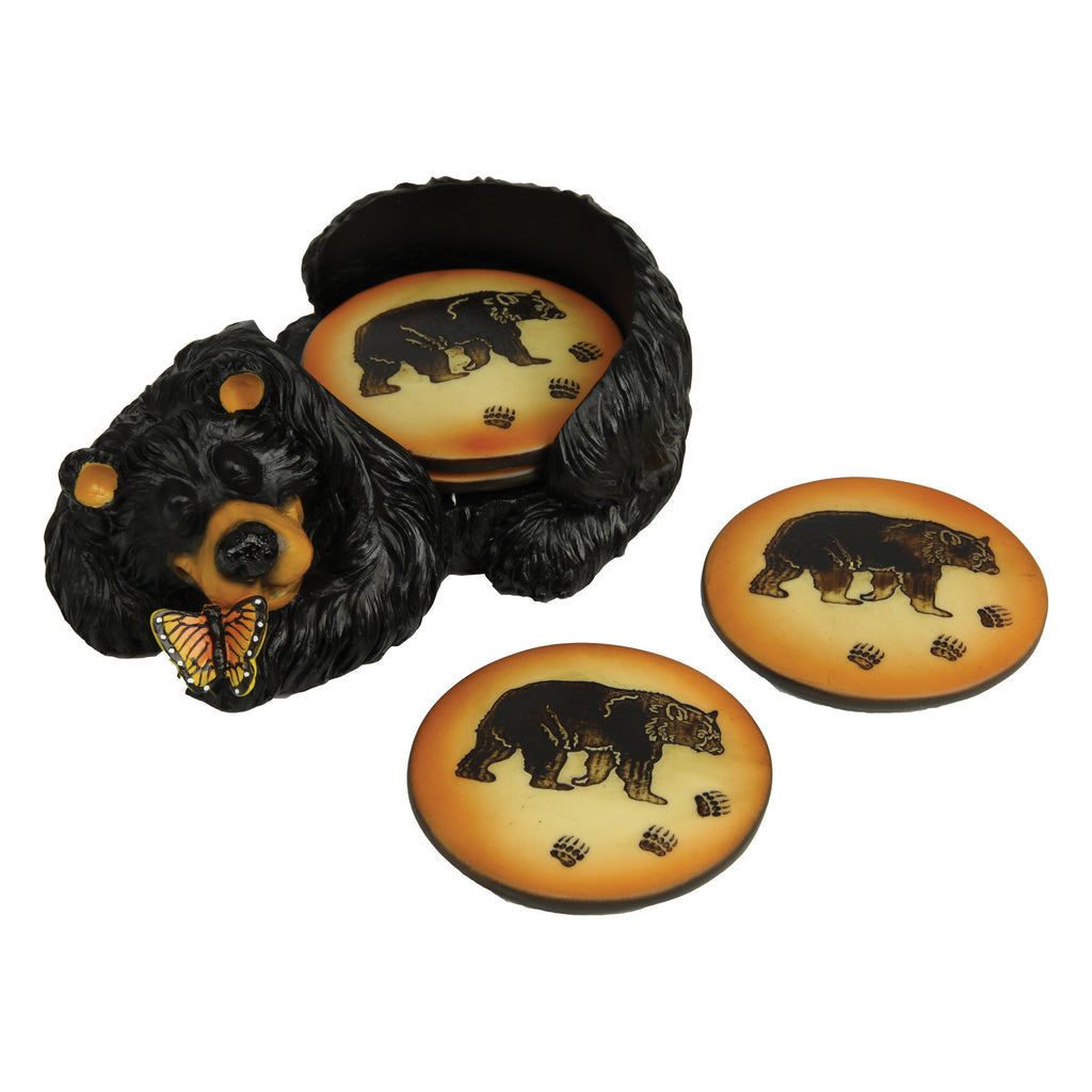 Coaster Set - Bear
