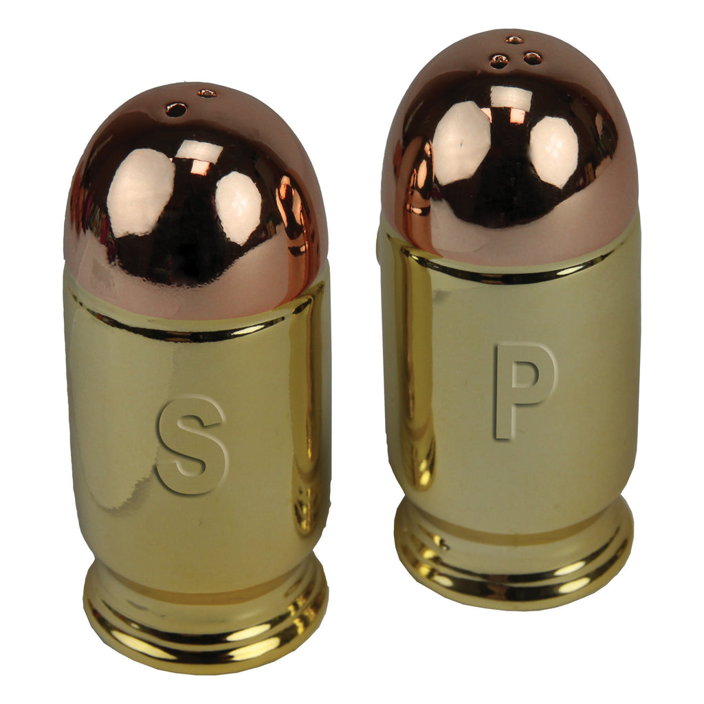 Salt and Pepper Shakers - Bullet