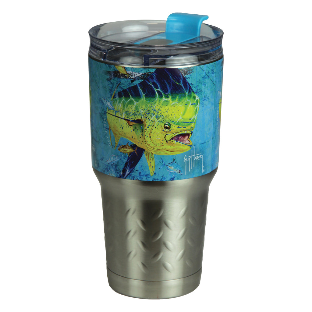 Tumbler 24oz Stainless Steel - Dorado