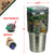 Tumbler 24oz Stainless Steel - Green Camo