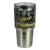 Tumbler 24oz Stainless Steel - Deer