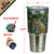 Tumbler 32oz Stainless Steel - CB Green Camo