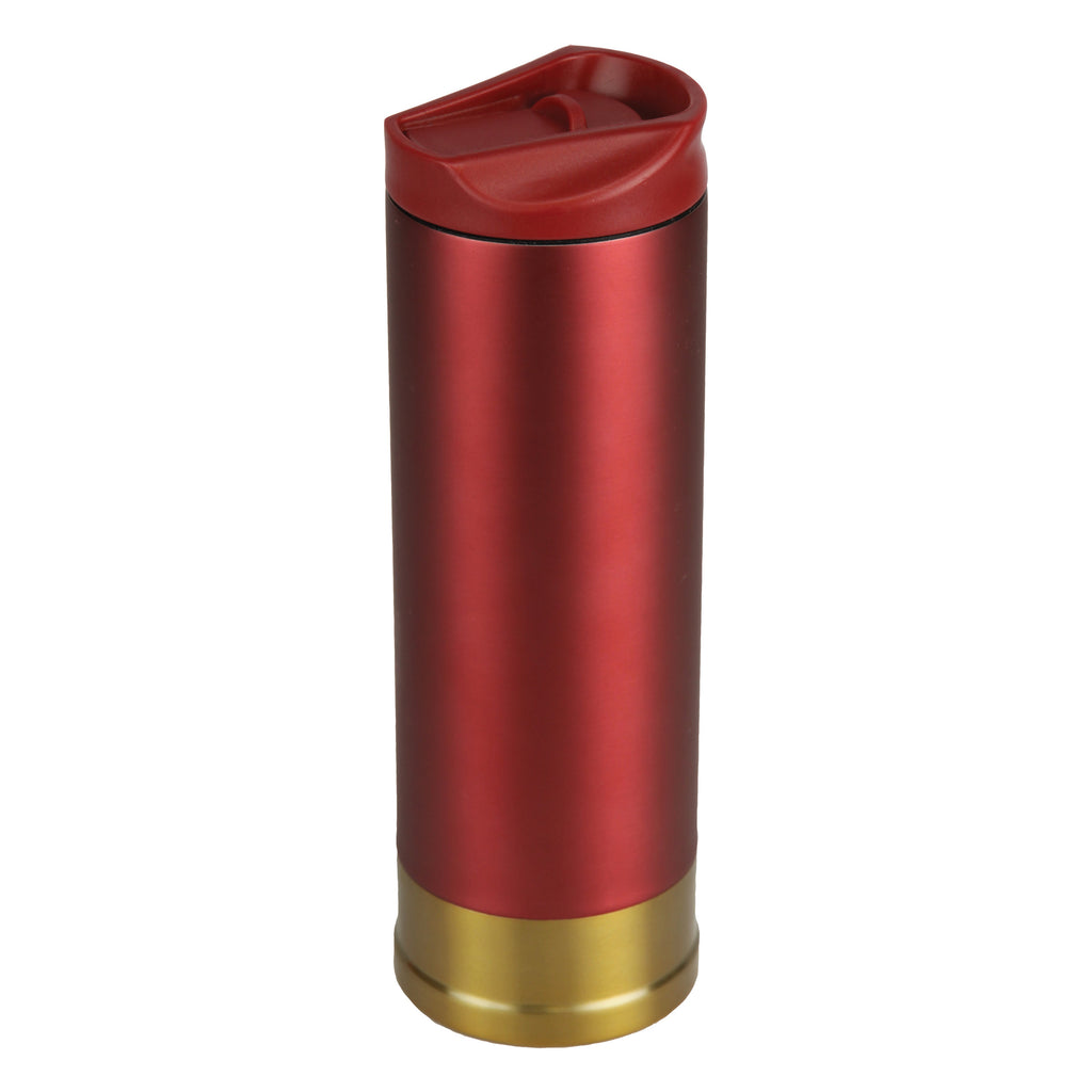 Travel Mug 18oz SS - 12GA Shot Shell