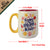 Ceramic Mug 16oz - Heaven Ocean