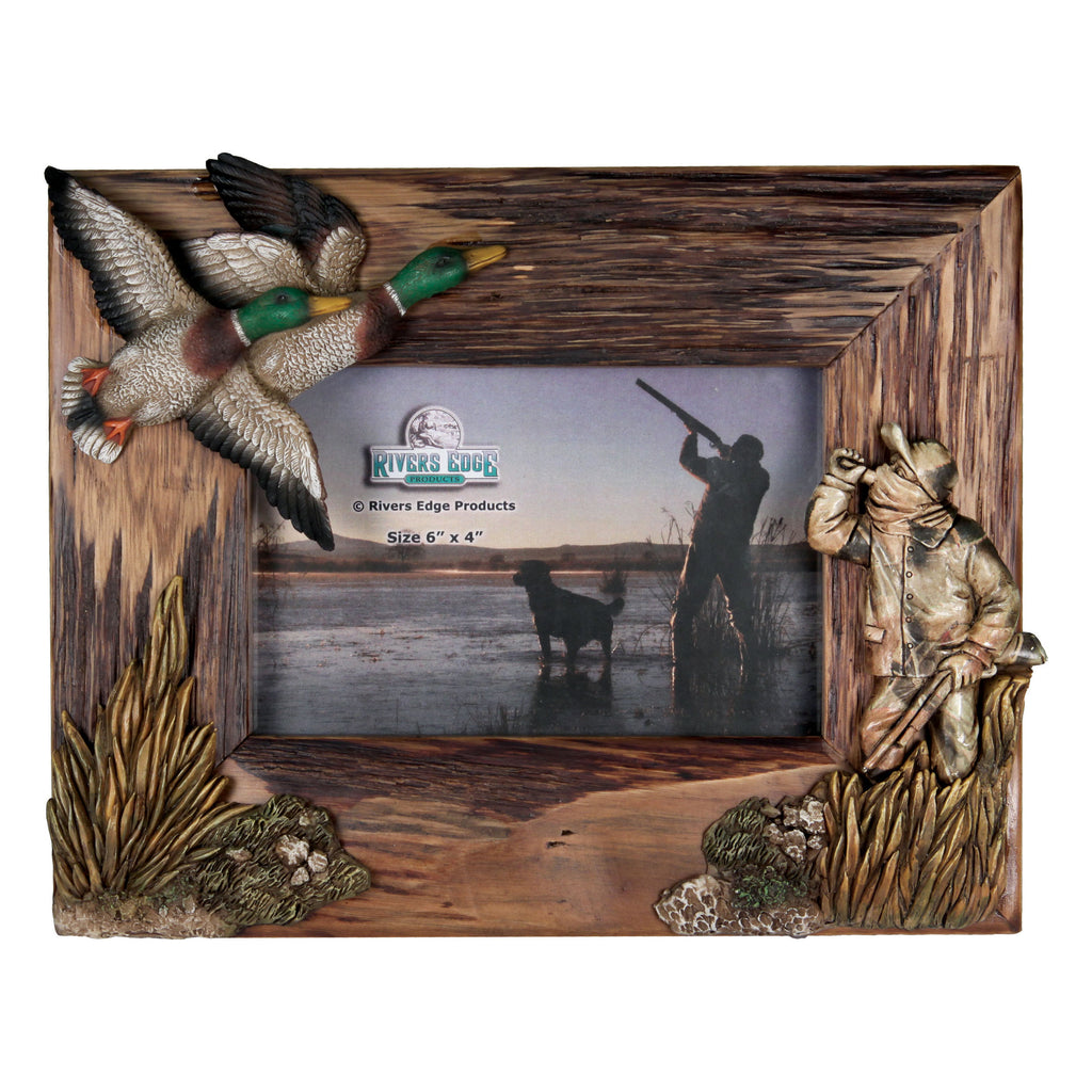 Picture Frame 4in x 6in - Duck Hunt