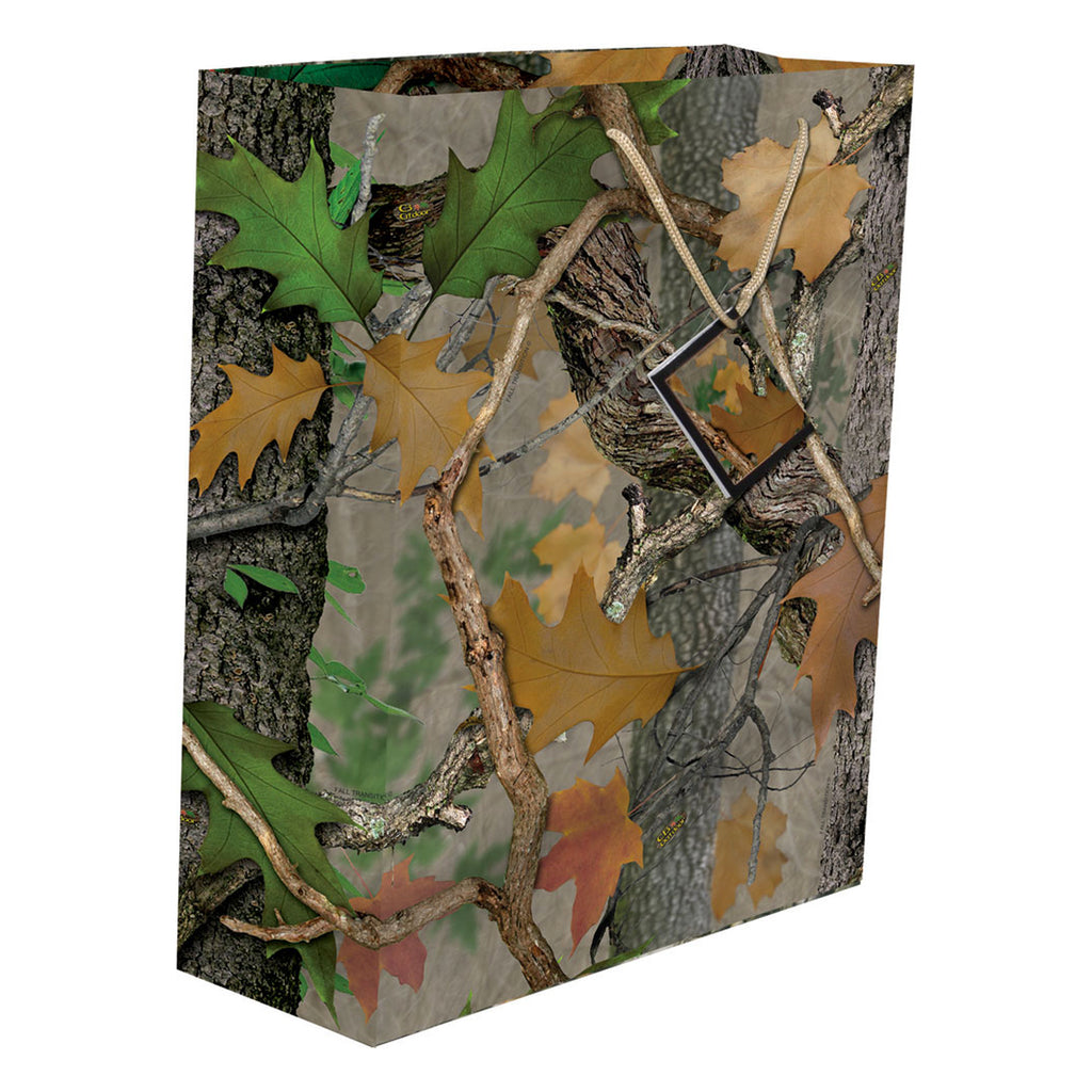 Gift Bag Medium - Camo Green