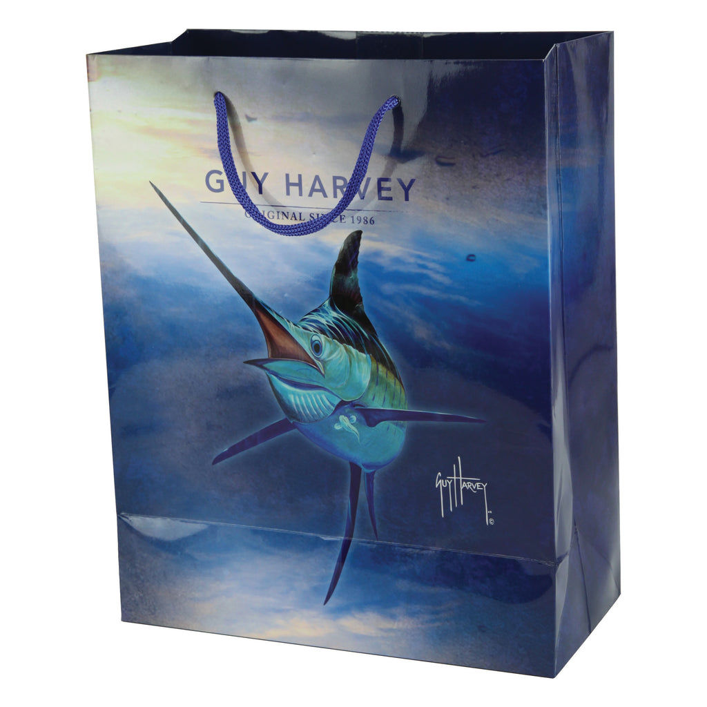 Gift Bag Medium - Marlin