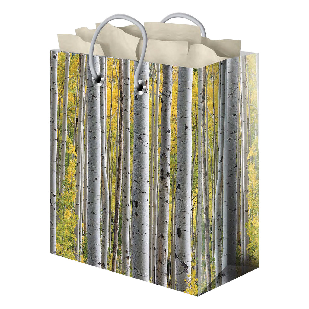 Gift Bag Medium with Tissue Paper - Birch